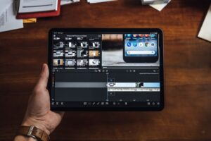 La Webcam como Herramienta de Edicion